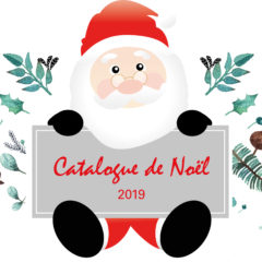 Catalogue de Noël 2019